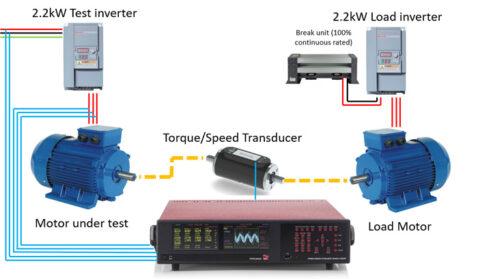 power-measurement-inverter-motor